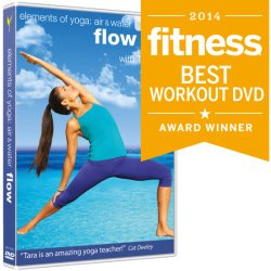 Yoga dvd by Tara Lee