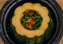 Acorn Squash and Leftovers