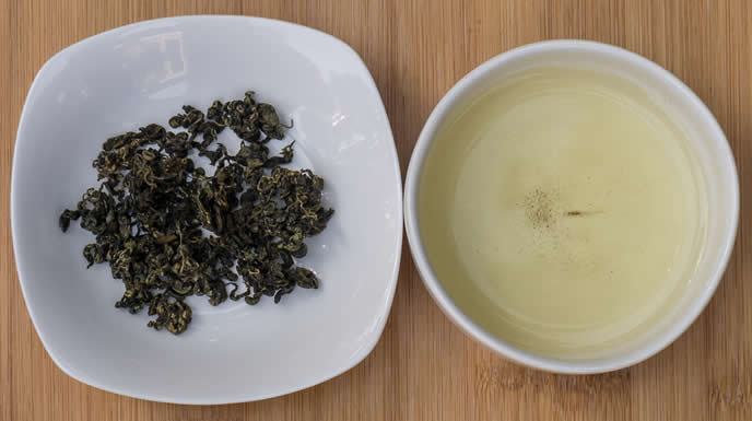 Jiaogulan herbal tea