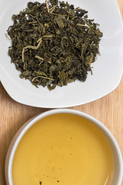 Davidson's Gunpowder Green tea