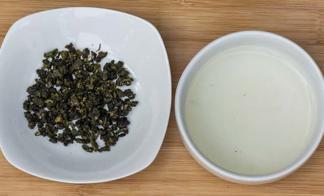 Oolong Milk