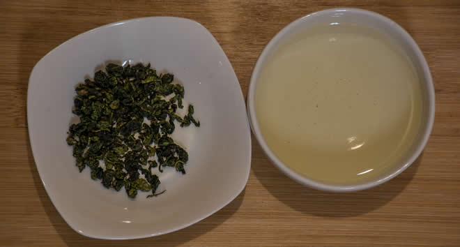 Oolong organic tea