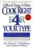 Cook Right for your Blood Type